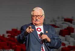 Lech Wałęsa apeluje: odsuńcie PiS od władzy. Ostrzega przed wojną domową