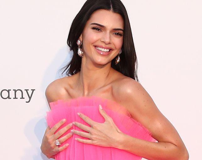 Kendall Jenner w sukience z H&M