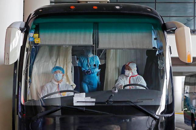 Koronawirus. Chiny i Korea Południowa. Rośnie liczba ofiar śmiertelnych