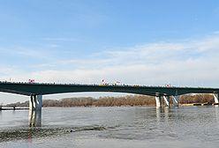 Oficjalne otwarcie nowego mostu w Warszawie