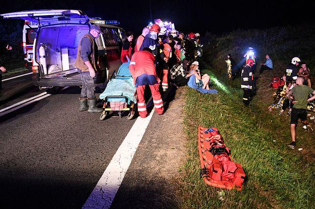 Co najmniej 3 zabitych i 9 ciężko rannych