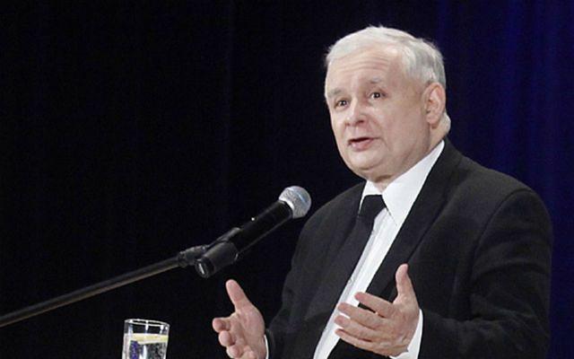 """Jarosław Kaczyński Człowiekiem Wolności Tygodnika """"wSieci"""" 2016 roku"""