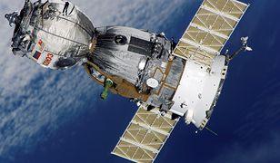 Awaria na Międzynarodowej Stacji Kosmicznej. Wyciek powietrza zatkali palcem