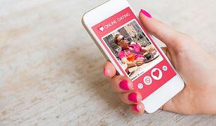 W aplikacjach randkowych poprzeczkę zawiesza się wysoko