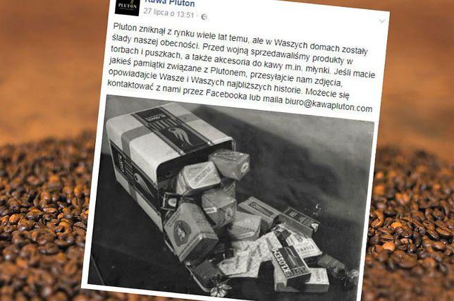 Najstarsza polska kawa wraca na rynek. Firma była wzorem dla całej Europy