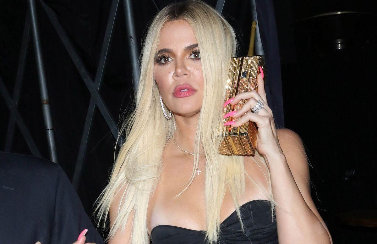 """Khloe Kardashian dąży do spotkania z chirurgiem. Chce być """"żywym filtrem"""""""