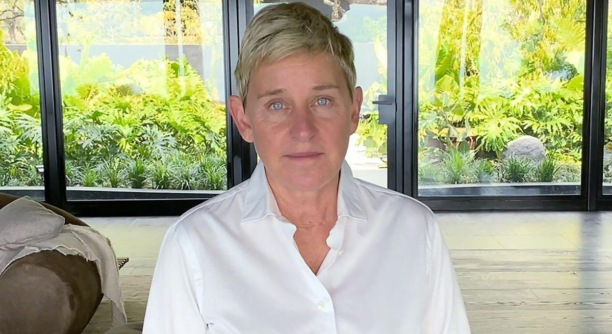 Ellen DeGeneres ma koronawirusa. Narzeka na potworne bóle pleców