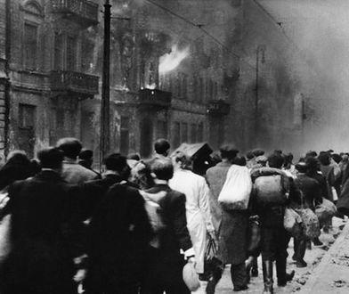 Powstanie w getcie warszawskim. Naczelny rabin Polski: mamy obowiązek mówić prawdę