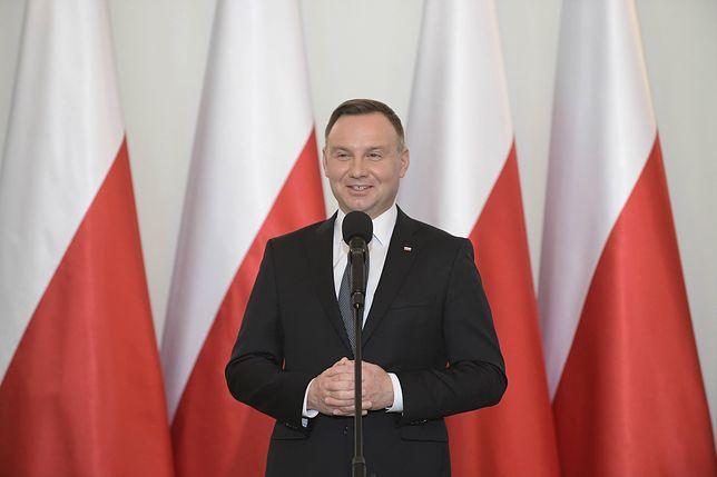 Prezydent Andrzej Duda mianował trzech nowych generałów