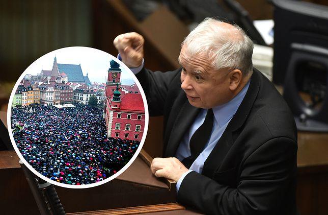 """Wybory parlamentarne 2019. PiS chce zakazać aborcji """"eugenicznej"""". Mamy komentarz Strajku Kobiet"""