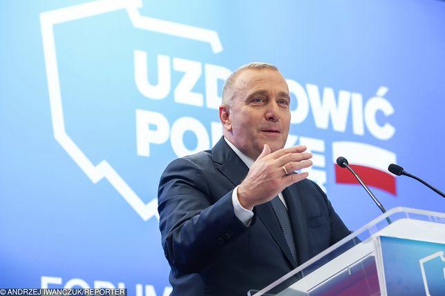 Wybory parlamentarne. Grzegorz Schetyna przedstawia główne punkty programu Koalicji Obywatelskiej