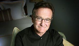 Syn Robina Williamsa wziął ślub w dzień urodzin zmarłego ojca