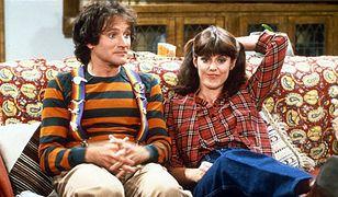 """""""Mork i Mindy"""" - serial był kręcony na przełomie lat 70. i 80."""