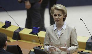 Koronawirus w Europie. Szefowa Komisji Europejskiej Ursula von der Leyen wspomina o tragicznie zmarłej Polce