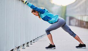 Bieganie rano wymaga ogromnej samodyscypliny i motywacji.