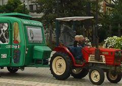 1700 km z Polski do Francji chcą przejechać mini traktorami