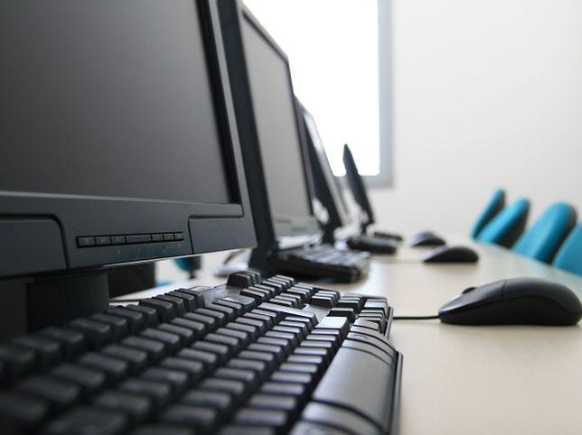 CBA kontroluje zakup komputerów w Ministerstwie Sprawiedliwości