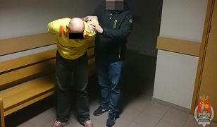 Rzucał kobietą o ścianę i groził jej nożem. Trafił do aresztu