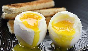 Jajka na półtwardo - pyszne i zdrowe.