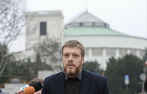 Sejmowa awantura ws. TK. Zandberg z Partii Razem: to zasłona dymna tworzona przez PiS