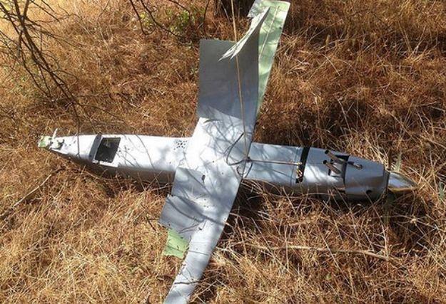 Turcja zestrzeliła drona w swojej przestrzeni lotniczej
