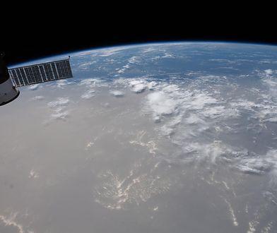 Zaćmienie słońca. NASA pokazała zdjęcia z kosmosu