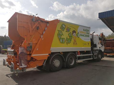 Katowice. MPGK jako jedyne przedstawiło ofertę wywozu śmieci.