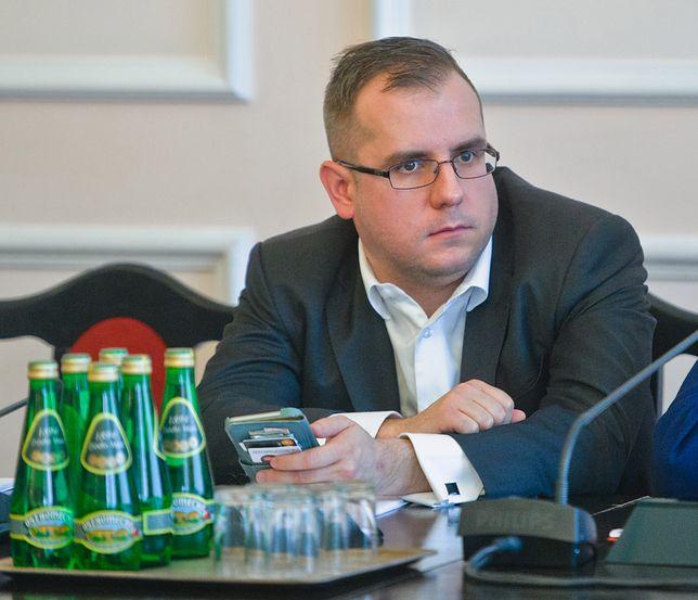 Przemysław Czarnecki zapewnia, że nie będzie zasłaniał się immunitetem