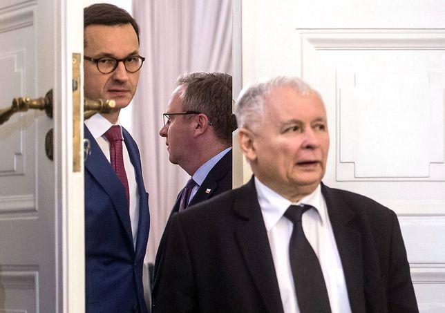 Morawiecki przejmuje PiS. Nieoczekiwany skutek choroby Jarosława Kaczyńskiego