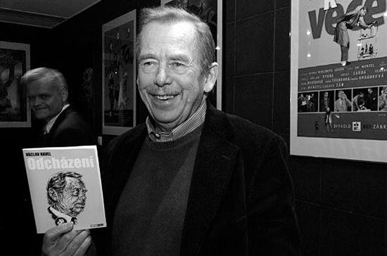 Vaclav Havel zmarł w wieku 75 lat