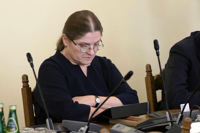 Krystyna Pawłowicz zamieszana w sprawę pseudohodowli. Mamy komentarz prokuratury