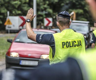Od wtorku protest policjantów. Kierowcy będą dostawać pouczenia