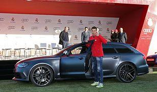 10 lat współpracy Audi i Realu Madryt