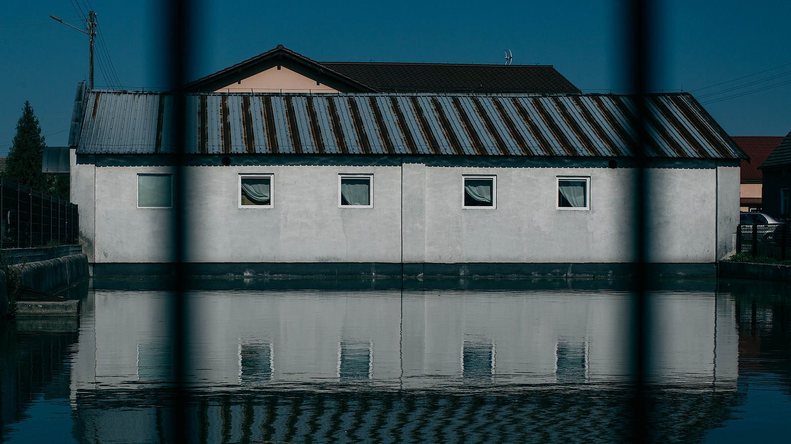 Budynek dawnej dyskoteki, na której bawiła się Małgosia.