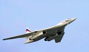 Rosyjskie TU-160 leciały w stronę Wielkiej Brytanii