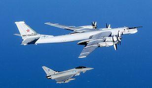 Rosyjskie samoloty nad Europą