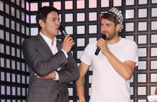 Krzysztof Ibisz i Maciej Dowbor w 2010 roku
