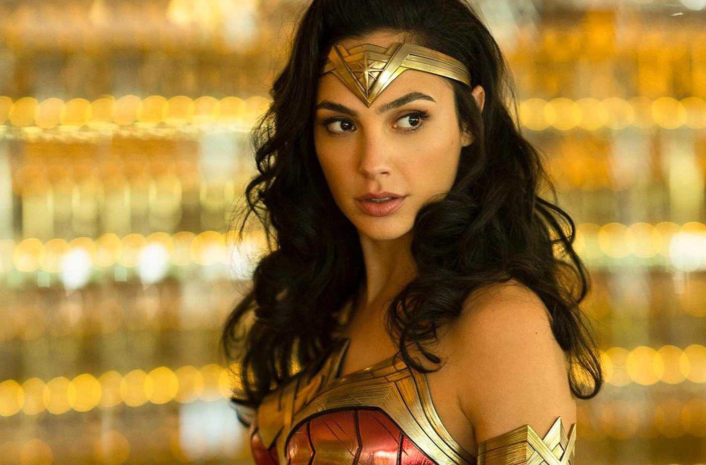 """Gal Gadot w """"Wonder Woman 1984"""""""