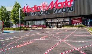Media Markt vs. lockdown. Sklepy w galeriach otwarte