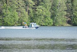 Tragiczny wypadek pod Grudziądzem. Mężczyzna utonął w jeziorze