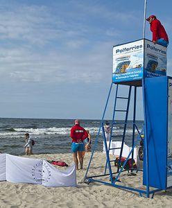 Tragedia w Wiciu nad Bałtykiem. Ratownicy ponad godzinę walczyli o życie 39-letniego turysty
