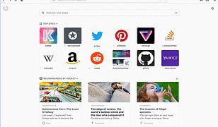 """Mozilla wprowadza """"nieinwazyjne"""" reklamy"""