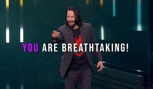 """Keanu Reeves zdradził kilka szczegółów o """"Cyberpunk 2077"""""""