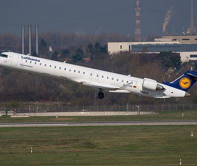 Samolot z Monachium do Wrocławia zawrócił do Niemiec