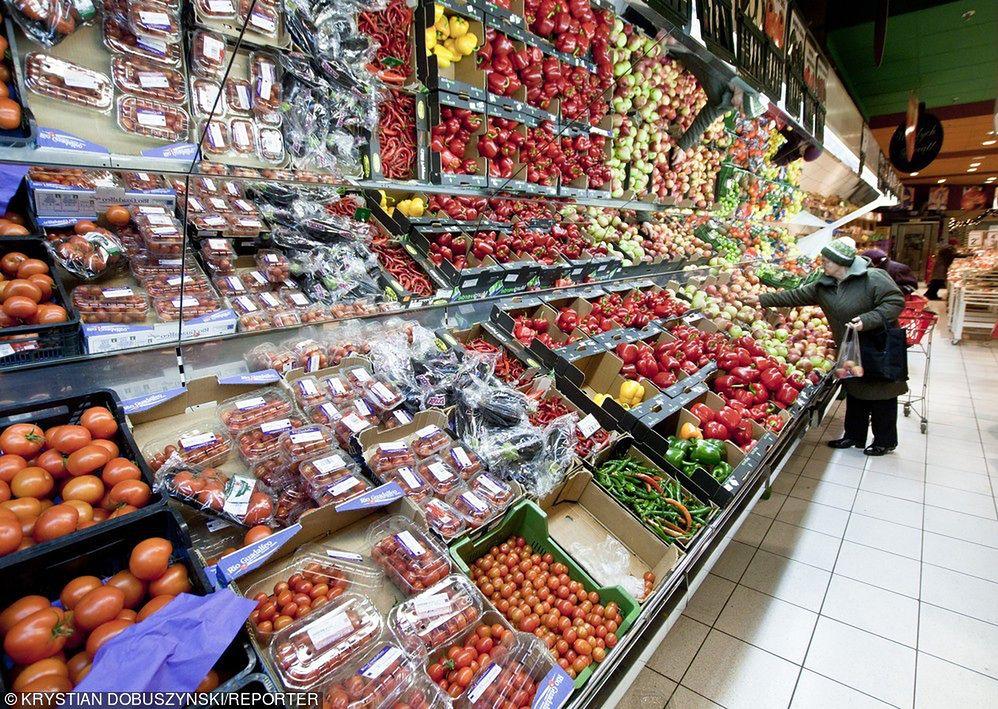 Polskie warzywa prosto z... Holandii. Co trzeci sklep oszukuje
