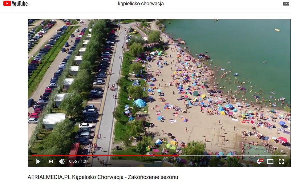 Chorwacja to już kultowe miejsce. Gmina Czchów w upały przeżywa nalot turystów
