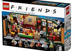 """Serial """"Przyjaciele"""" w wersji Lego. Producent sprzedaje kolekcjonerskie klocki"""