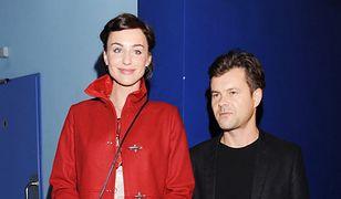 Maja Hirsch i Jacek Braciak znowu razem? Aktor często przyjeżdża do domu byłej partnerki