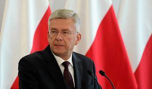 Stanisław Karczewski twierdzi, że nie ma potrzeby tworzenia komisji ds. afery taśmowej