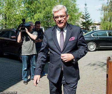 Marszałek Karczewski domaga się wycofania kandydatury Zdanowskiej